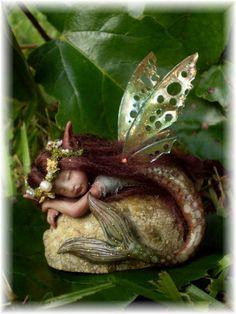 Marvelous faeries of Celia Harris