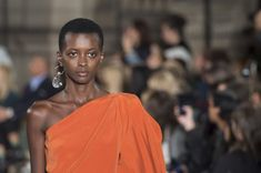 Esteban Cortazar Clp Bis at Paris Fashion Week Spring 2019 - Livingly One Shoulder, Shoulder Dress, Paris Fashion, Runway, Couture, Spring, Tops, Dresses, Women