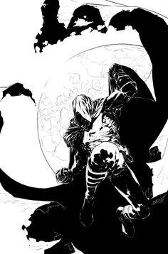 Moon Knight by Kenneth Loh