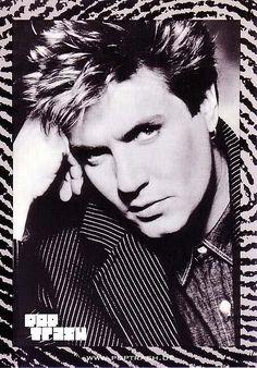Duran Duran - Simon Le Bon one of the sexiest man alive