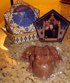 Harry Potter Theme Park Merchandise: Wizarding World of Harry Potter Merchandise - 4. Chocolate Frogs