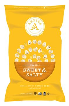 angies-sweet-salty Kettle Corn!