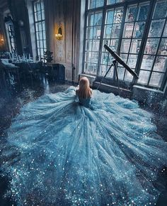 Photo shared by Wedding Dresses Gallery on March 2020 taggingYou can find Wedding gowns and more on our website.Photo shared by . Ball Gowns Prom, Ball Gown Dresses, Blue Ball Gowns, Princess Wedding Dresses, Dream Wedding Dresses, Princess Ball Gowns, Cinderella Dresses, Modest Wedding, Cute Prom Dresses