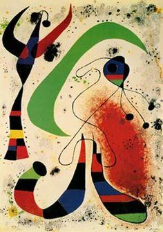 Joan Miro nació en Barcelona el 30 de Abril 1893 - Mallorca 25 de Diciembre 1983 pintor, escultor, grabador y ceramista, considerado un...