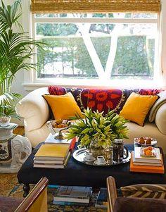 Moises Esquenazi's Living Room | House & Home