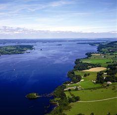 River Shannon, Co. Clare, Ireland