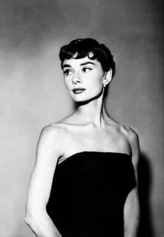 Classic #beauty, Audrey Hepburn.