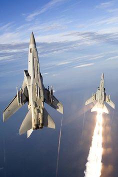 Tornado-F3 going up, up, up!