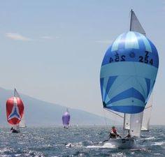Sailing  www.gardatrentino.it/it/barca-vela-lago-garda/