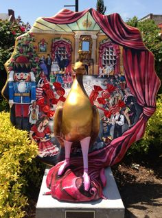 9 Best Peacocks On Parade In Downtown Dalton Images