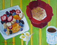 breakfast of champions (available from the Village Gallery in Lahaina)