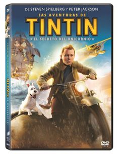 FEBRER-2014. El secreto del unicornio. DVD DIBUIXOS http://www.youtube.com/watch?v=j0_25e3se4M