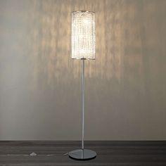 BuyJohn Lewis Emilia Crystal Drum Floor Lamp Online at johnlewis.com