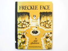 バーバラ・クーニー(Barbara Cooney)「FRECKLE FACE」1957年