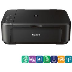 PROBABLY MY NEXT PRINTER . Sick if my Dell printer...can only get the ink online and it is EXPENSIVE !!! Canon PIXMA MG3222 Wireless Inkjet Photo All-In-One Printer/Copier/Scanner