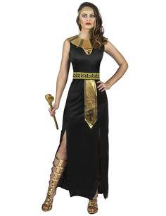 8732b0bf49 Disfraz diosa del Nilo mujer  Este disfraz de egipcia para mujer incluye  vestido