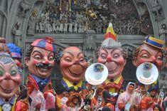 Berne, Switzerland, Painting, Art, Carnival, Art Background, Painting Art, Kunst, Paintings