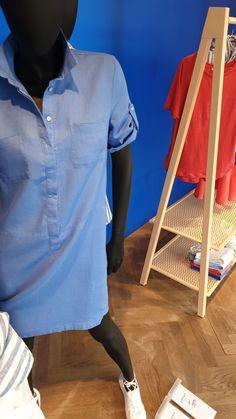 Shirt Dress, Shirts, Dresses, Fashion, Store Windows, Vestidos, Moda, Shirtdress, Fashion Styles