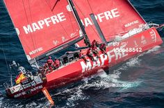 On the podium in Alicante 2014 - 3rd behind Abu Dhabi and Alvimedica.