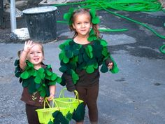 Tree Costumes for Our Musical! & Handmade tree costume   Costume ideas   Pinterest   Tree costume ...