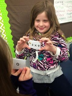 Learning Math Facts can be like pulling teeth! Check out these Math Fact ideas and activities for making practicing math facts FUN! (number 3 is my favorite) Math Fact Fluency, Fluency Games, Fun Math Games, Learning Games, Math Activities, First Grade Math, Third Grade, Math Facts, Multiplication Facts