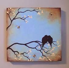 tree branches painting - Google zoeken