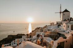 intimate-wedding-santorini-fanarivillas_59 Santorini Hotels, Santorini Wedding, Mykonos, Beautiful Couple, Beautiful Pictures, White Building, Samos, Things Happen, Beautiful Hotels
