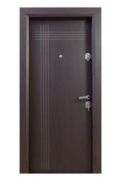 ArtaDoor Metalic door with Mdf Room Door Design, Door Design Interior, Wooden Door Design, Bedroom Bed Design, Wooden Doors, Room Doors, Entry Doors, Home Window Grill Design, Art Deco Door