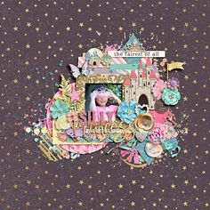 believe in magic : princess fair by studio flergs & amber shaw template : too good to be true by two tiny turtles - LO by evellne