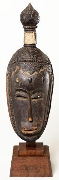Guro peoples - Face Mask (Gu)