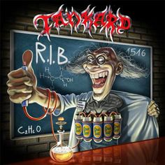 "TANKARD - Nuovo video ""R.I.B."""