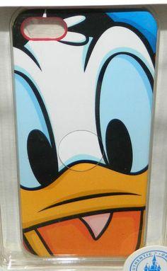 Authentic Disney Parks Donald Duck iPhone 5 Case by D Tech   eBay