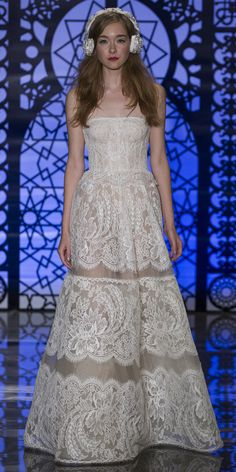 Our Favorite Fall 2016 Wedding Dresses from Bridal Fashion Week   InStyle.com - Reem Acra