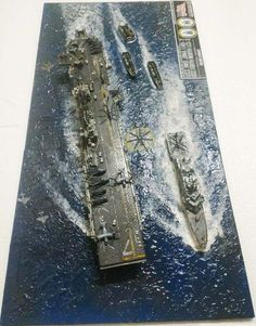 1/700 LHD7 & LCS3 (Hobbyboss & Dragon Models)