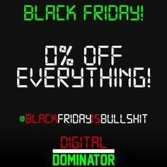 Digital Dominator - Dominate Online Marketing Now Marketing Automation, Lead Generation, Social Media Marketing, Black Friday, Madness, Digital