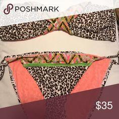 Leopard bikini Different patterns Swim Bikinis