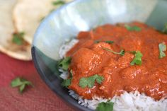 Butter Chicken on the stove top : Meal Planning 101