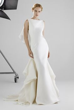 Modern Sophisticated Peter Langner Bridal Collection 2016