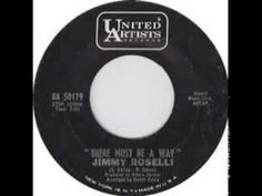 Jimmy Roselli - There must be a way