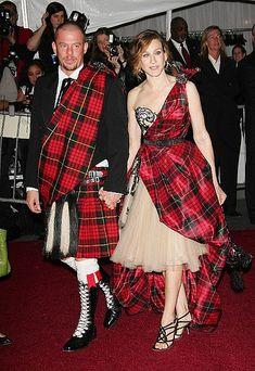 Alexander McQueen, Sarah Jessica Parker, Met Gala 2006