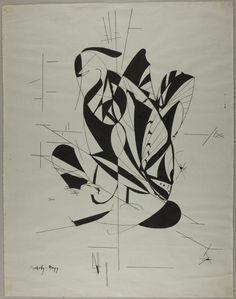 László Moholy-Nagy (American, born Hungary, 1895-1946), Untitled, 1926