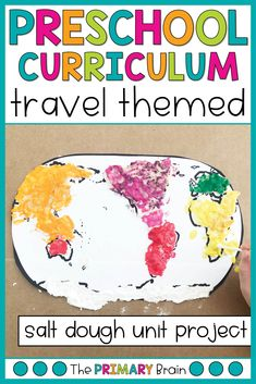 Travel around the world with your child right from home with this fun week of travel themed preschool activities! This Preschool Curriculum unit includes a travel themed preschool dramatic play center, preschool science project, fine motor activities, and preschool crafts! Perfect for homeschool preschool lesson plans or a preschool classroom. Preschool Curriculum Free, Summer Preschool Themes, Preschool Lesson Plans, Preschool Science, Preschool Crafts, Preschool Classroom, Homeschool, Preschool Learning, Classroom Decor