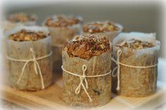 Mennonite Girls Can Cook: Apple Cherry Muffins