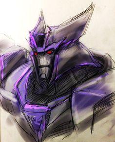 TFP Galvatron by Jit-Seven.deviantart.com on @deviantART