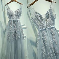 Charming Teenagers Popular Tulle Affordable Long Prom Dresses, WG753