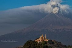 RT @chematierra: RT @infoVolcano: Erupción Marzo 7, 2015 #Popocatepetl volcano by Cristobal Garciaferro fotografia