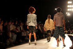 ColombiaModa 2012: Pasarela Jóvenes Creadores Chocolyne – Colegiatura
