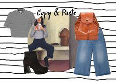 Copy&Paste: Für unser neues Format stöbern wir regelmäßig durch Instagram, lassen uns inspirieren und zaubern euch ein Outfit zum Nachstylen.