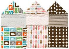 hip bedrukt baby nestje DwellStudio | kinderen-shop Kleine Zebra