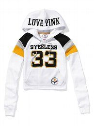 Pittsburgh Steelers Bling Jersey - Victoria's Secret PINK® - Victoria's Secret